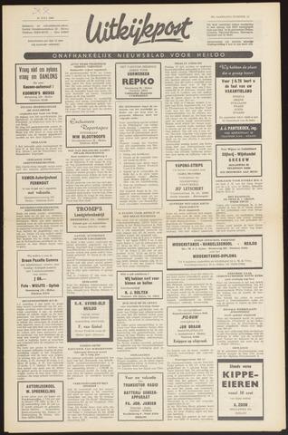 Uitkijkpost : nieuwsblad voor Heiloo e.o. 1966-07-14