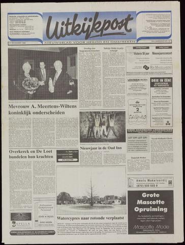 Uitkijkpost : nieuwsblad voor Heiloo e.o. 1996-12-31
