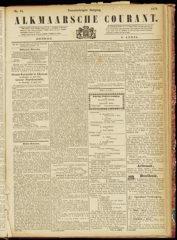 Alkmaarsche Courant 1879-04-06