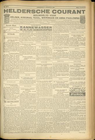 Heldersche Courant 1927-08-04