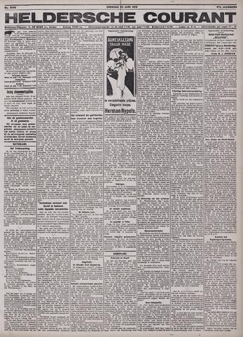Heldersche Courant 1919-06-24
