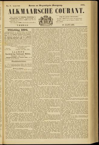 Alkmaarsche Courant 1895-01-18