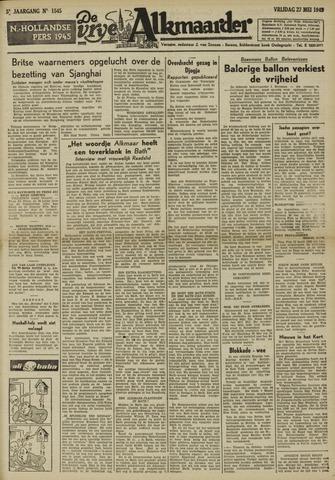 De Vrije Alkmaarder 1949-05-27