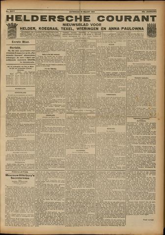 Heldersche Courant 1921-03-19