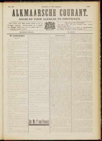 Alkmaarsche Courant 1909-06-10
