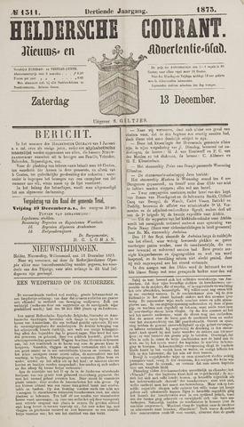 Heldersche Courant 1873-12-13