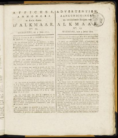 Alkmaarsche Courant 1812-06-03