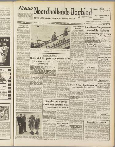 Nieuw Noordhollandsch Dagblad : voor Alkmaar en omgeving 1950-03-30
