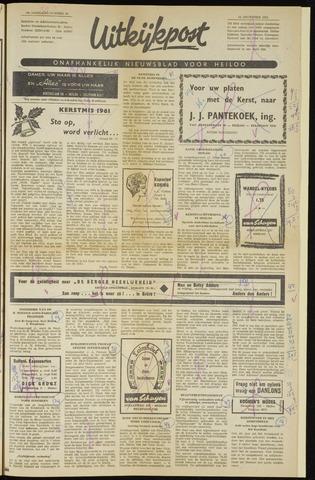 Uitkijkpost : nieuwsblad voor Heiloo e.o. 1961-12-21