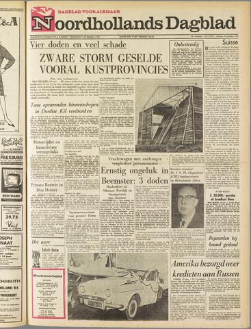 Noordhollands Dagblad : dagblad voor Alkmaar en omgeving 1963-11-19