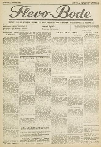 Flevo-bode: nieuwsblad voor Wieringen-Wieringermeer 1948-03-02