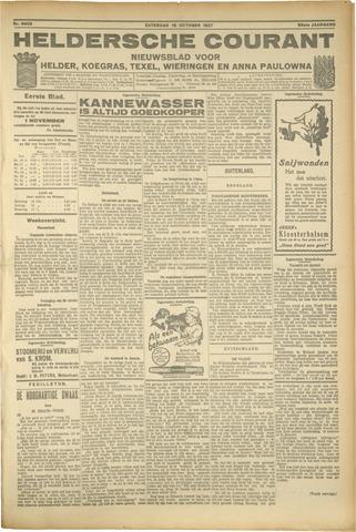 Heldersche Courant 1927-10-15