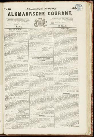 Alkmaarsche Courant 1866-03-11