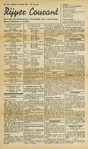 Rijper Courant 1945-10-13