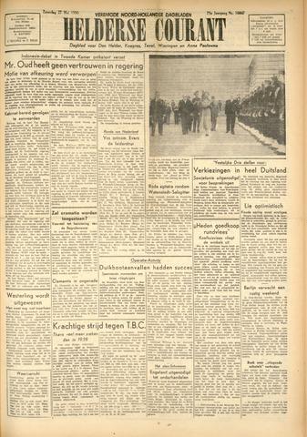 Heldersche Courant 1950-05-27