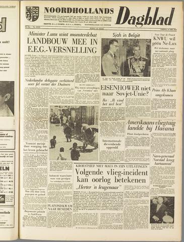 Noordhollands Dagblad : dagblad voor Alkmaar en omgeving 1960-05-13