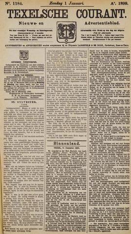 Texelsche Courant 1899