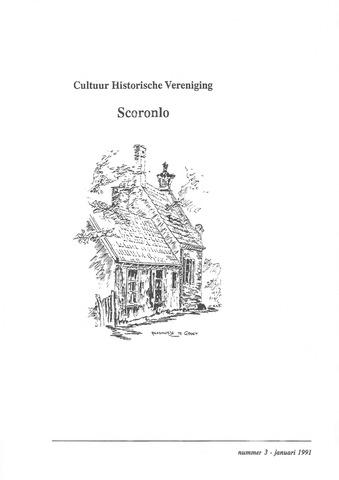 Tijdschrift van cultuurhistorische vereniging Scoronlo 1991-01-01