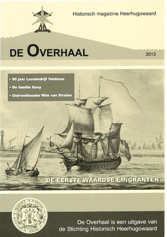 De Overhaal: historisch magazine Heerhugowaard 2013-01-01