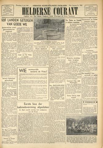 Heldersche Courant 1948-07-21