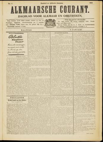 Alkmaarsche Courant 1913-01-06