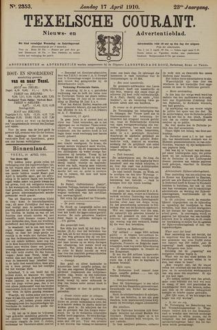 Texelsche Courant 1910-04-17
