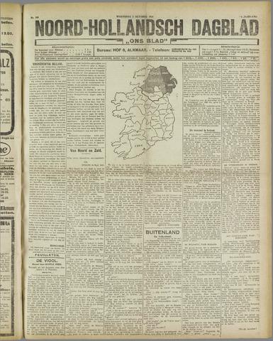 Ons Blad : katholiek nieuwsblad voor N-H 1921-10-05