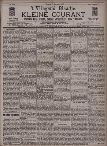 Vliegend blaadje : nieuws- en advertentiebode voor Den Helder 1897-11-03