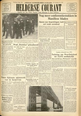 Heldersche Courant 1954-09-04