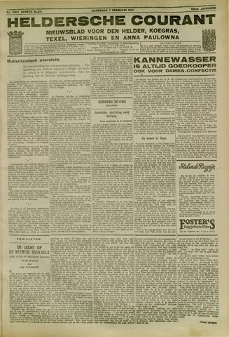 Heldersche Courant 1931-02-07