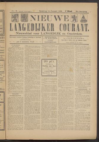 Nieuwe Langedijker Courant 1922-01-14