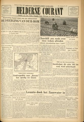 Heldersche Courant 1955-03-22