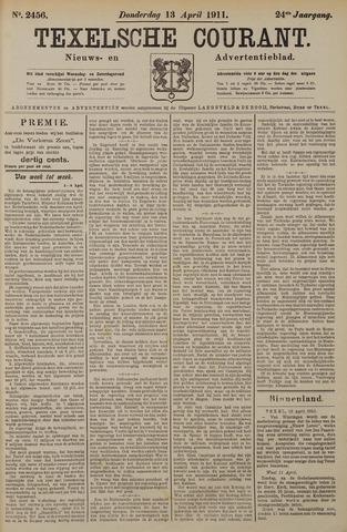 Texelsche Courant 1911-04-13