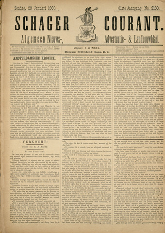 Schager Courant 1888-01-29