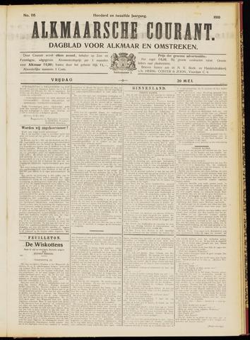 Alkmaarsche Courant 1910-05-20