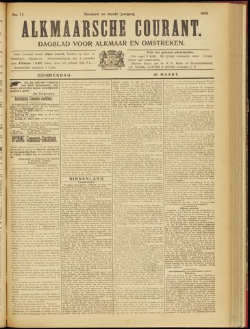 Alkmaarsche Courant 1908-03-26