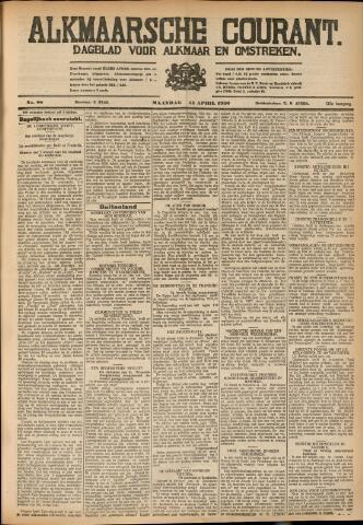 Alkmaarsche Courant 1930-04-14