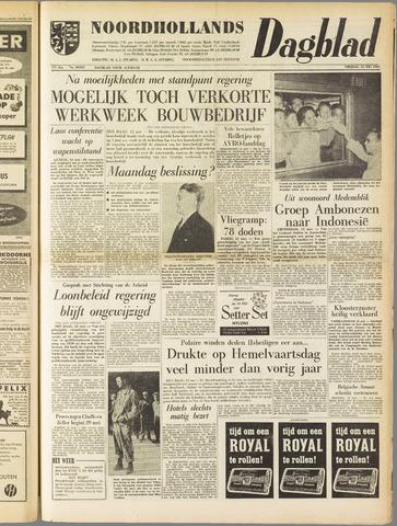 Noordhollands Dagblad : dagblad voor Alkmaar en omgeving 1961-05-12
