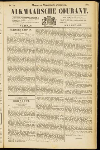 Alkmaarsche Courant 1897-02-26