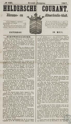 Heldersche Courant 1867-05-18