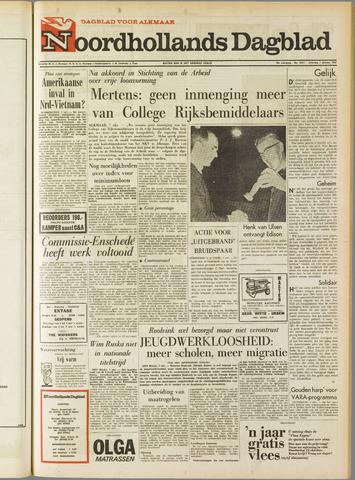 Noordhollands Dagblad : dagblad voor Alkmaar en omgeving 1967-10-07