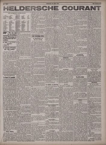 Heldersche Courant 1916-05-30