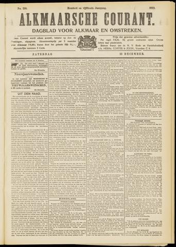 Alkmaarsche Courant 1913-12-13