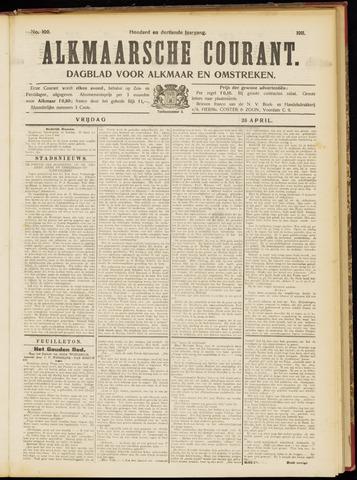 Alkmaarsche Courant 1911-04-28