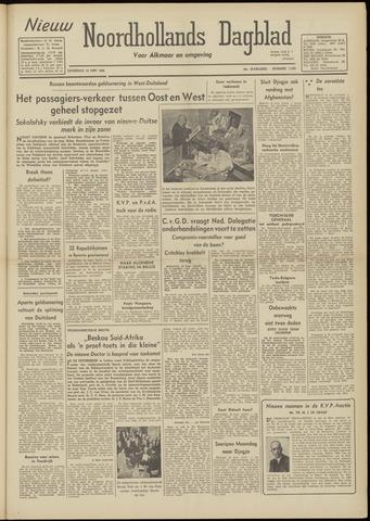 Nieuw Noordhollandsch Dagblad : voor Alkmaar en omgeving 1948-06-19