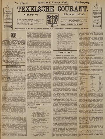 Texelsche Courant 1906