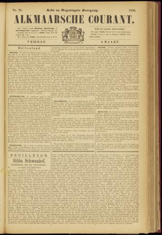 Alkmaarsche Courant 1896-03-06