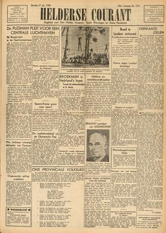 Heldersche Courant 1948-01-27