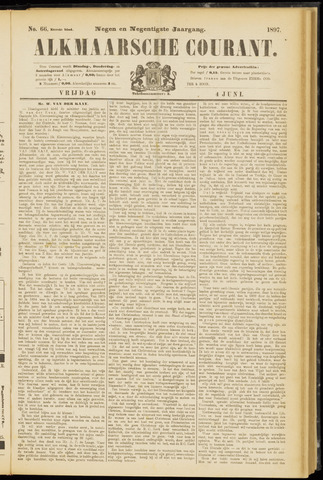 Alkmaarsche Courant 1897-06-04