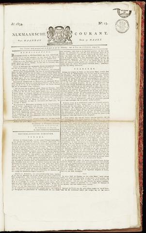 Alkmaarsche Courant 1834-03-31